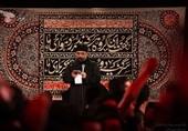 مداحی شب دوم محرم محمود کریمی+صوت