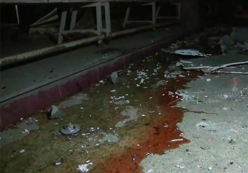 حسکہ میں خودکش دھماکہ درجنوں جاں بحق اور زخمی