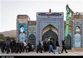 علم گردانی در روستای هزاوه اراک