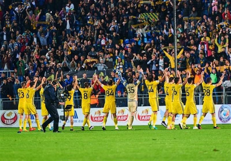 نجات روستوف با درآمدهای حضور در لیگ قهرمانان اروپا