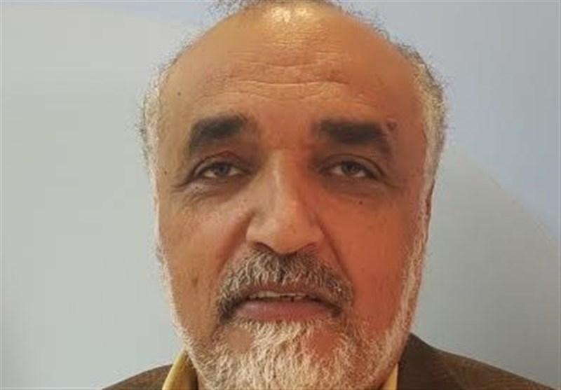 جمال عمرو پژوهشگر امور قدس