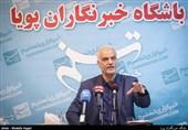 کمال الدین سجادی سخنگوی جبهه پیروان خط امام و رهبری