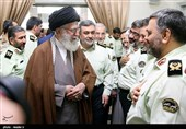 Leader Urges Iran's Police to Keep Pace with New Technologies