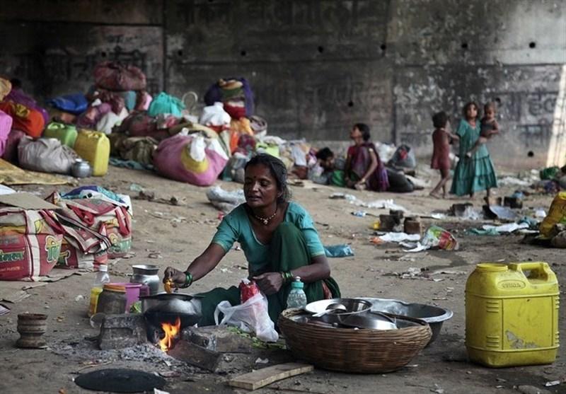 پاکستان سے زیادہ بھارت میں افراد غربت کی لکیر سے نیچے زندگی گزار رہے ہیں