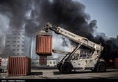 مانور شرایط اضطرار در بوشهر