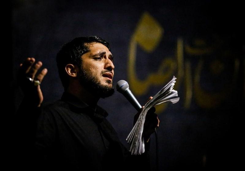 نوحه ای جسم پاره پاره برادر حسین جان حاج امیر عباسی