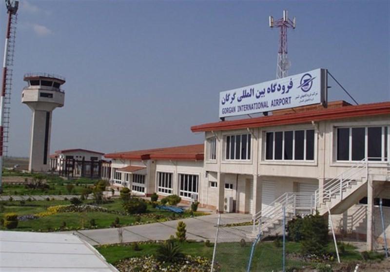 بهره برداری از دستگاه ILS فرودگاه گرگان تا پایان سال