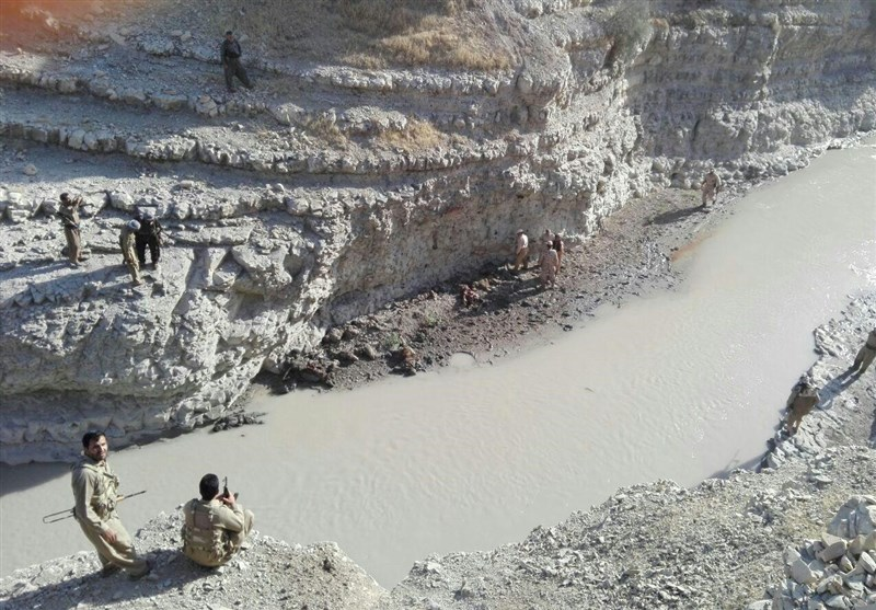 تصاویر و جزئیات هلاکت 12 تروریست در منطقه مرزی کرمانشاه