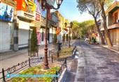 خیابان تربیت ، تبریز ، ایران