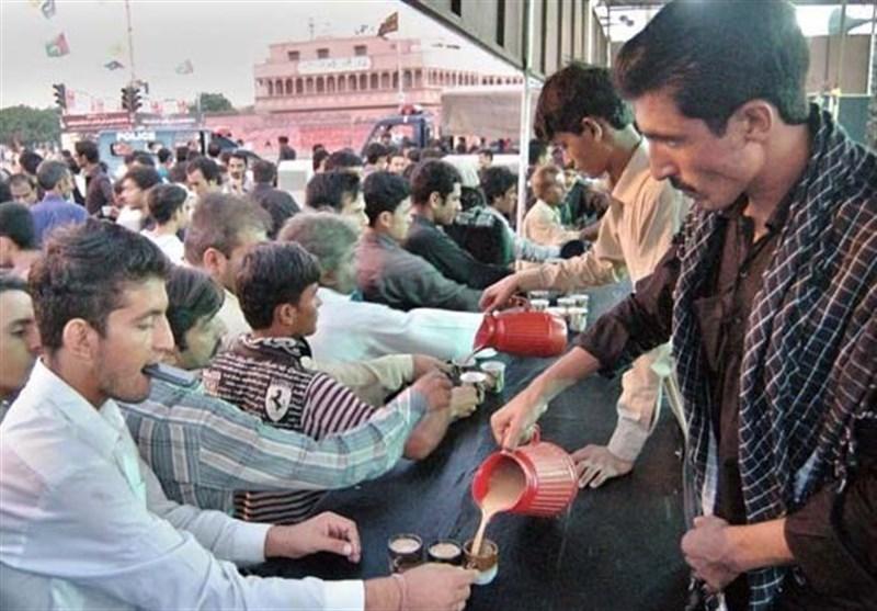 پانی پلانے کا جرم، پولیس اور رینجرز کی سبیلوں کے خلاف کاروائی/ شہریوں کا شدید احتجاج