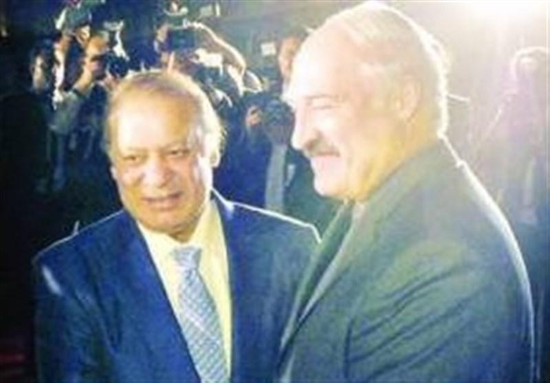 بیلاروس کے صدر 3 روزہ سرکاری دورے پر پاکستان پہنچ گئے ہیں