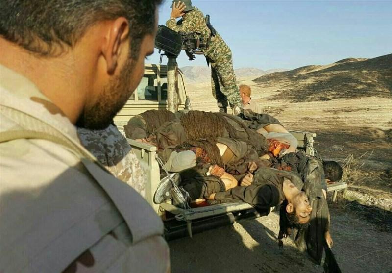 Devrim Muhafızlarının Terörist Avındaki Özel Operasyonlarından Yeni Haberler/ Video