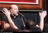 مداحی حسین سازور در هیئت موج الحسین