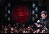 مداحی محمدرضا طاهری شب سوم محرم الحرام 1438 + صوت
