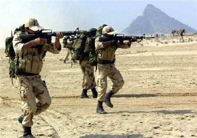 یگان ویژه صابرین سپاه پاسداران