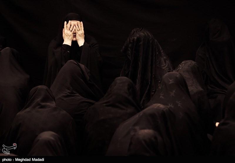 عزاداری اباعبدلله الحسین(ع) - تکیه سادات اخوی