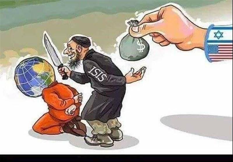 امریکہ کی دہشت گردوں کو پس پردہ مالی معانت