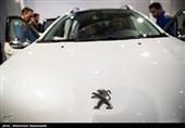 نشست خبری مدیران عامل ایران خودرو و پژو سیتروئن
