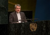 Iran's UN Envoy Blasts US for Penalizing Those Honoring UNSC Resolution