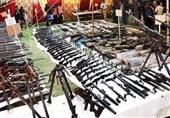 محرم الحرام میں دہشتگردی کا بڑا منصوبہ ناکام/ کراچی میں بھاری مقدار میں اسلحہ برآمد