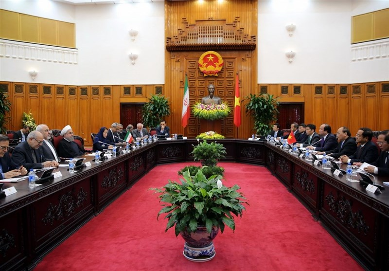 روحانی در ویتنام
