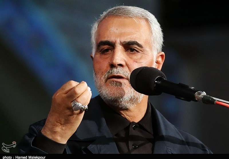 Takfiri Terrorists on Verge of Defeat on 'All Fronts': General Soleimani