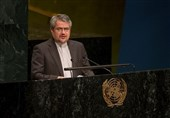 Israel 'Extremely Addicted' to Death, Destruction: Iran's UN Envoy