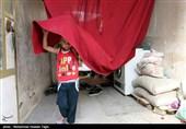 بازدید از طرح های اشغال زایی و حمایتب کمیته امداد -مشهد