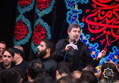 محمدرضاطاهری؛ شب چهارم محرم 95