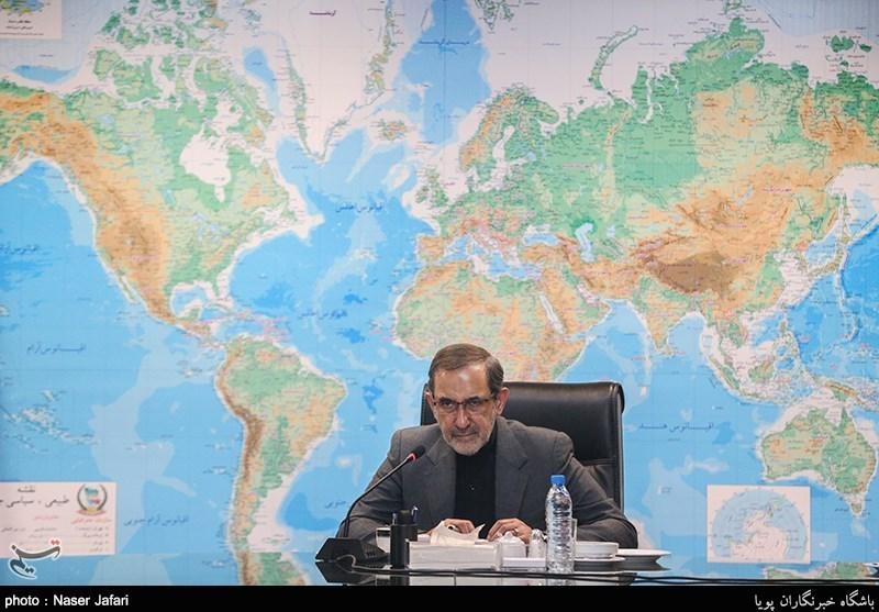 علیاکبر ولایتی رئیس مرکز تحقیقات استراتژیک مجمع تشخیص مصلحت نظام