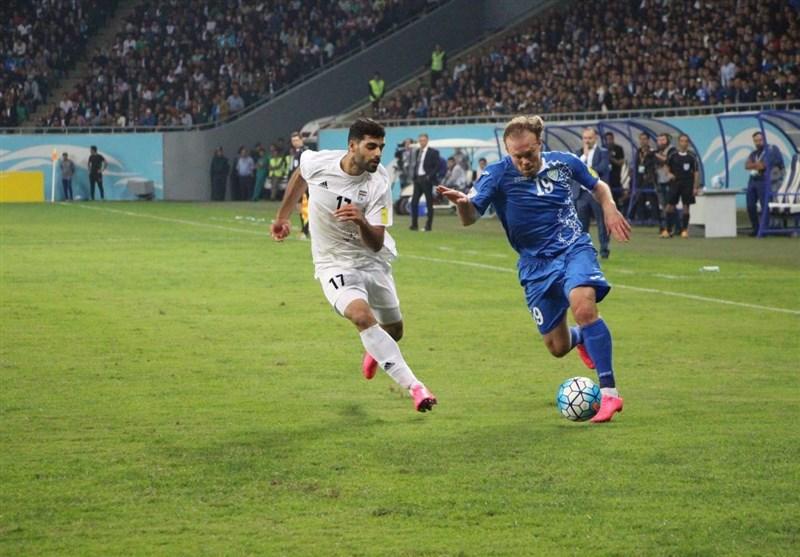 مهدی طارمی، ایران - ازبکستان