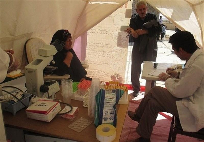 Image result for بیمارستان صحرایی لرستان