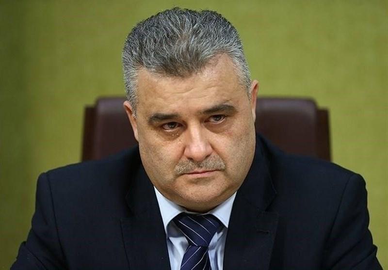 رامز ترجمان وزیر اطلاع رسانی سوریه