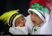 نمایش حضور سربازان آینده امام زمان(عج) در مصلایتهران+عکسوفیلم