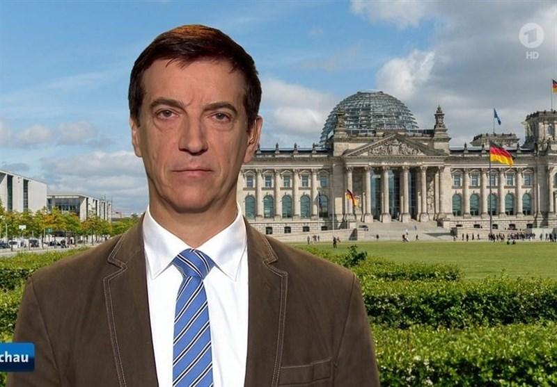 """خبیر ألمانی لـ""""تسنیم"""": سیاسة ترامب الخارجیة """"مضطربة"""""""