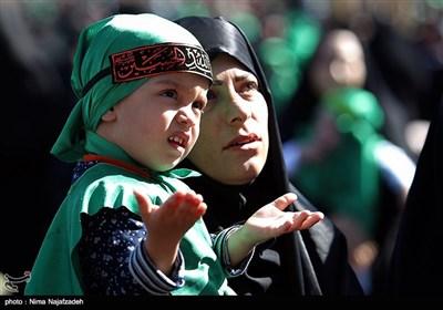 همایش شیرخوارگان حسینی - مشهد