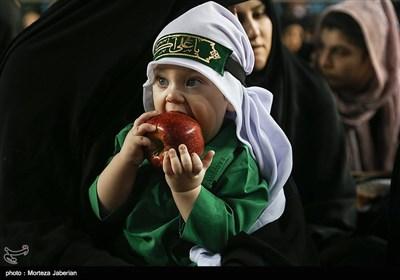 همایش شیرخوارگان حسینی - اهواز