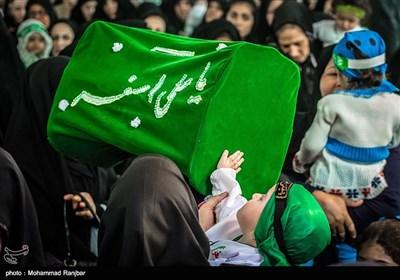 همایش شیرخوارگان حسینی - رشت