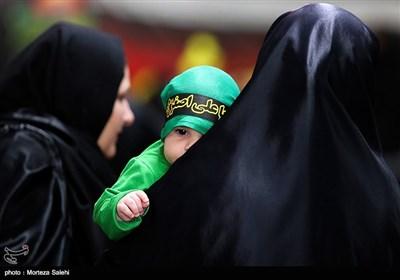 همایش شیرخوارگان حسینی - اصفهان