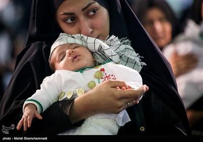 همایش شیرخوارگان حسینی - شهرری