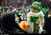 همایش شیرخوارگان حسینی در سراسر کشور
