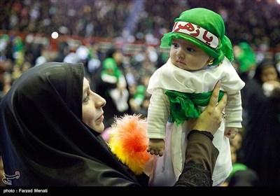همایش شیرخوارگان حسینی - کرمانشاه