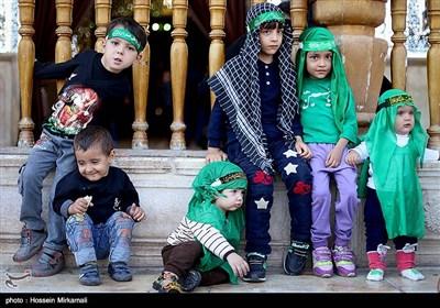 همایش شیرخوارگان حسینی - قزوین