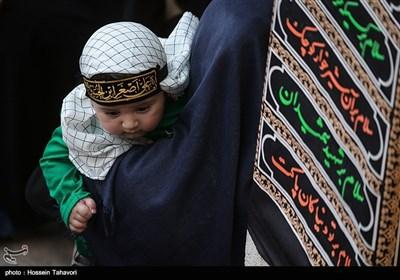 همایش شیرخوارگان حسینی - کیش
