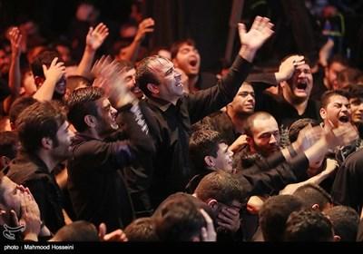 Muharram Mourning Ceremonies Underway in Tehran