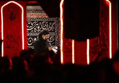 حاج محمود کریمی؛ شب پنجم محرم 95