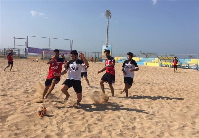 اعلام زمان آغاز اردوی دوم ساحلی بازان ایران برای جام بین قارهای