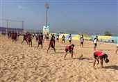 مشخص شدن برنامه اردویی تیم ملی فوتبال ساحلی تا جام بین قارهای