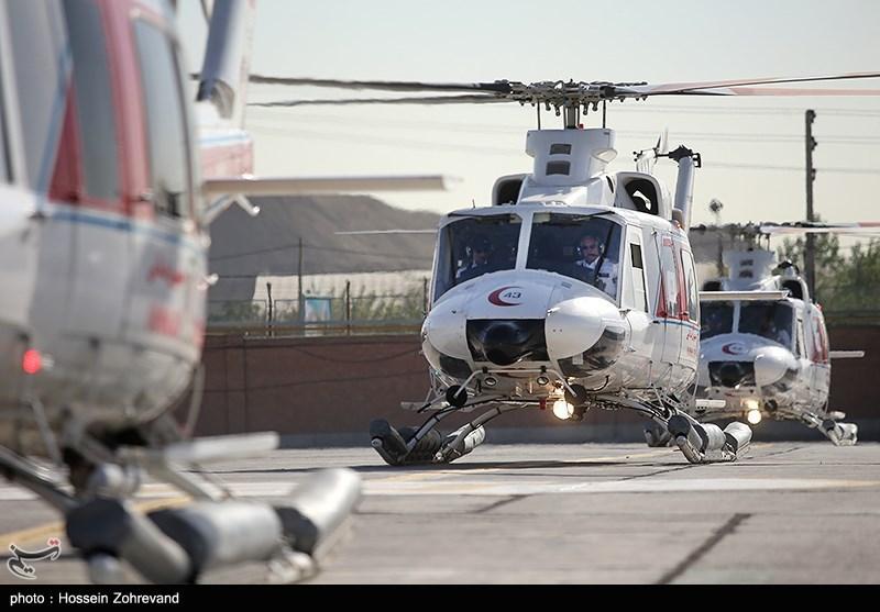 تیم 100 نفره بسیج سازندگی در آق قلا مستقر شد؛ اعزام بالگرد هوانیروز اصفهان به چهارمحال و بختیاری