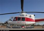 تحویل 6 فروند بالگرد امدادی به هلال احمر